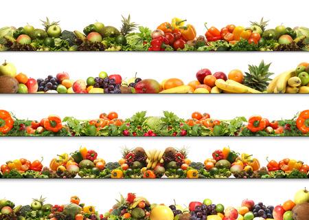 5 grandes texturas nutrición hechos de muchos elementos diferentes