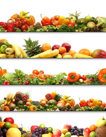 5 Ernährung Texturen Standard-Bild - 38379008