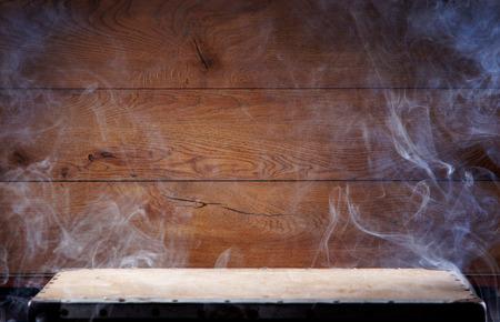Wooden background Stockfoto
