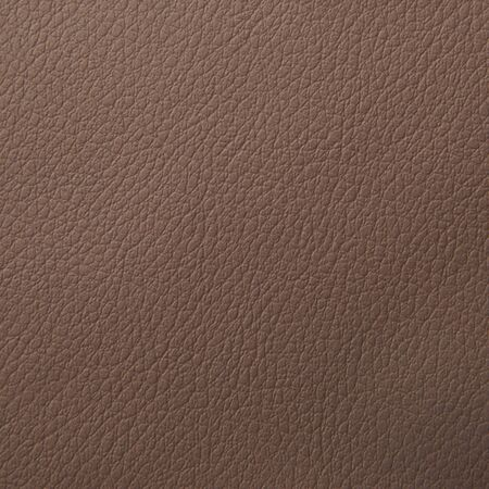 Macro leather pattern background. Synthetic leatherette surface. Copy space. Stock Photo - 124844129