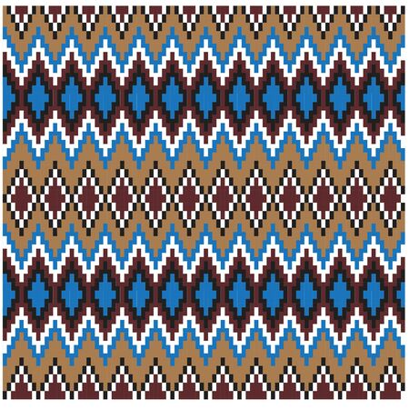 Colourful Classic Modern Argyle Chevron Seamless Print Pattern in Vector - This is a classic argyle(diamond shape) pattern suitable for both onlinephysical medium such as website resources, graphics, print designs, fashion textiles and etc.