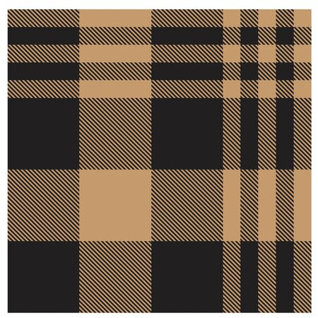 Colourful Classic Modern Plaid Tartan Seamless Print Pattern in Vector - This is a classic plaid(checkeredtartan) pattern suitable for shirt printing, jacquard patterns, backgrounds for various mediums and websites