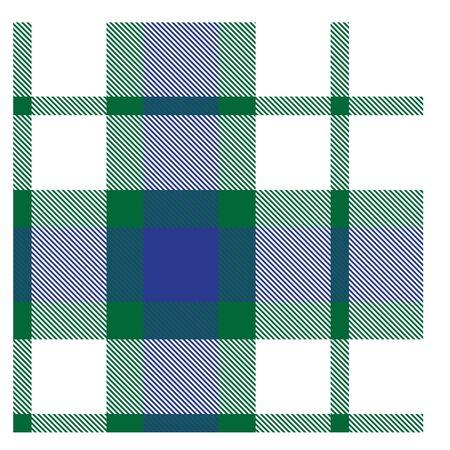 Colourful Plaid Tartan Seamless Pattern Stock Illustratie