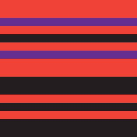 Colourful Classic Modern Stripe Seamless Print/Pattern in Vector - This is a classic horizontal striped pattern suitable for shirt printing, textiles, jersey, jacquard patterns, backgrounds, websites