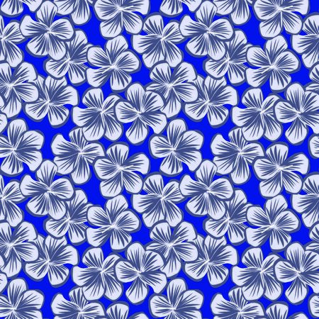 flowers illustration, Suitable for prints, patterns, backgrounds, websites, wallpaper, crafts Illustration