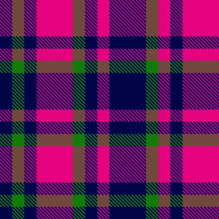 This is a classic plaid, checkered, tartan pattern