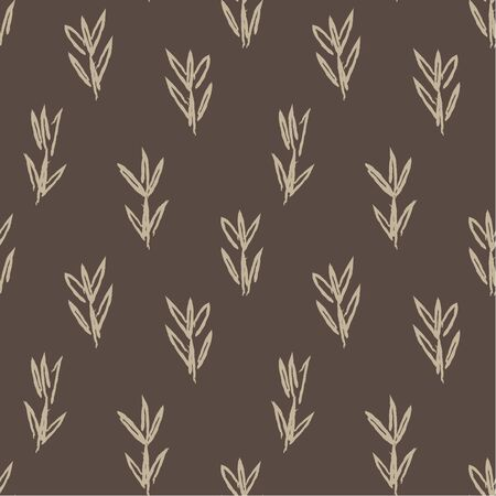 This brushstroke floral print is suitable for fashion prints, patterns, backgrounds