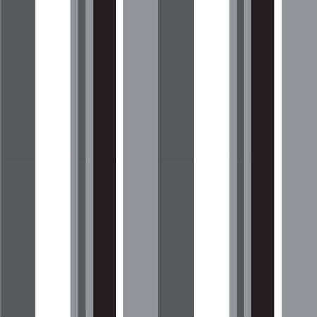 Classic vertical striped pattern