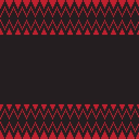 This is an argyle border template suitable for backgrounds, printing materials, e commerce and etc.