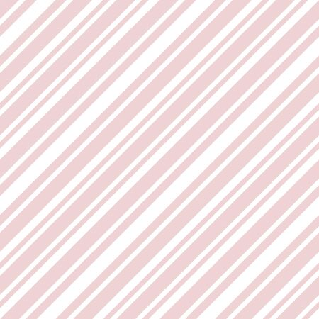 Pink diagonal striped seamless pattern background suitable for fashion textiles, graphics