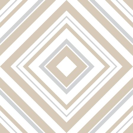 Brown Taupe Argyle diagonal striped seamless pattern background suitable for fashion textiles, graphics