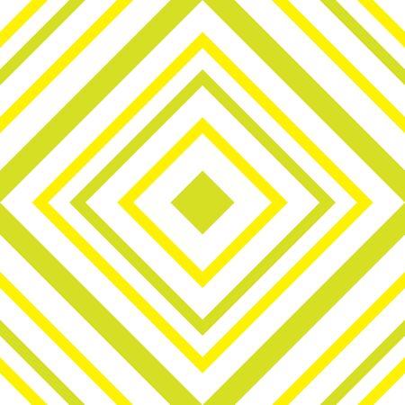 Yellow Argyle diagonal striped seamless pattern background suitable for fashion textiles, graphics Vektorové ilustrace