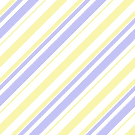 Yellow diagonal striped seamless pattern background suitable for fashion textiles, graphics