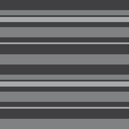 Grey Horizontal striped seamless pattern background suitable for fashion textiles, graphics 스톡 콘텐츠 - 147091662