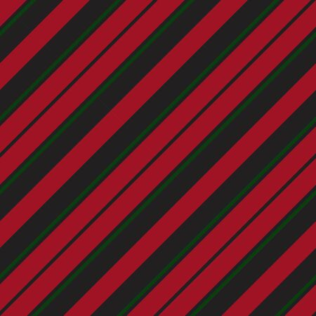 Christmas diagonal striped seamless pattern background suitable for fashion textiles, graphics