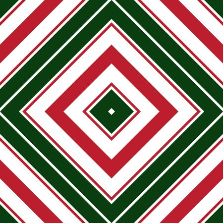 Christmas Argyle diagonal striped seamless pattern background suitable for fashion textiles, graphics