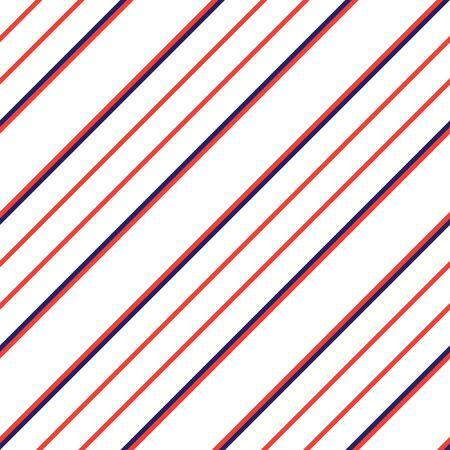 Orange diagonal striped seamless pattern background suitable for fashion textiles, graphics