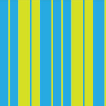 Yellow vertical striped seamless pattern background suitable for fashion textiles, graphics