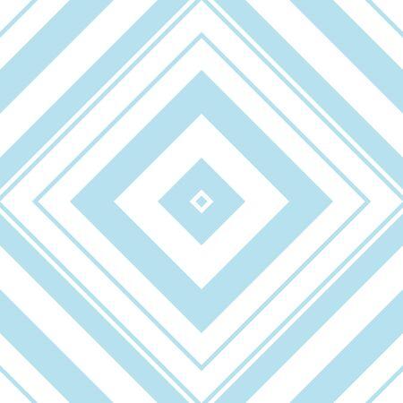 Sky blue Argyle diagonal striped seamless pattern background suitable for fashion textiles, graphics 向量圖像