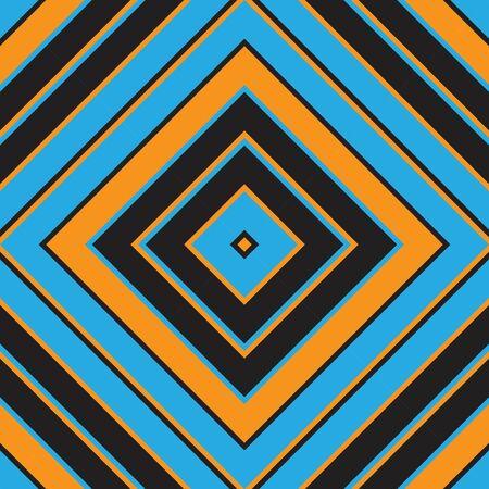 Orange Argyle diagonal striped seamless pattern background suitable for fashion textiles, graphics 版權商用圖片 - 149847018
