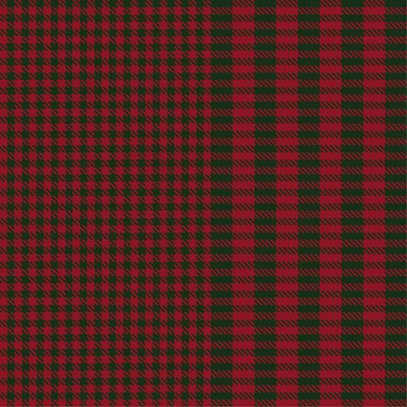 Christmas Glen Plaid textured seamless pattern suitable for fashion textiles and graphics Ilustración de vector