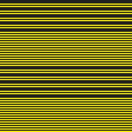 Yellow Horizontal striped seamless pattern background suitable for fashion textiles, graphics