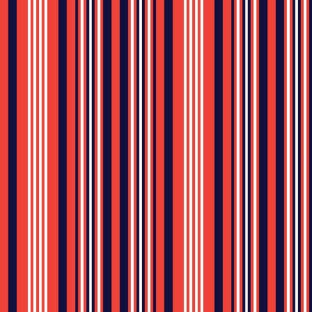 Orange vertical striped seamless pattern background suitable for fashion textiles, graphics
