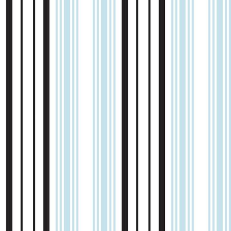 Sky blue vertical striped seamless pattern background suitable for fashion textiles, graphics Vettoriali
