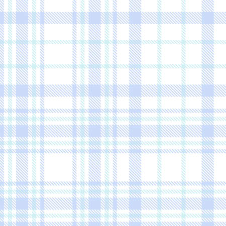 Sky Blue Glen Plaid textured seamless pattern suitable for fashion textiles and graphics