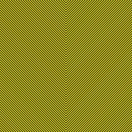 Yellow Chevron diagonal striped seamless pattern background 向量圖像