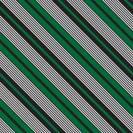 Green diagonal striped seamless pattern background