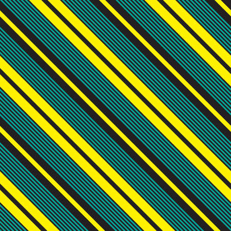 Yellow diagonal striped seamless pattern background