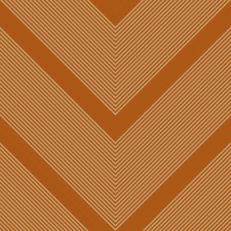 Orange Chevron diagonal striped seamless pattern background