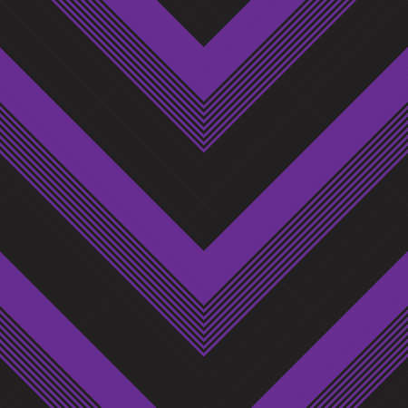 Purple Chevron diagonal striped seamless pattern background