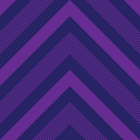 Purple Chevron diagonal striped seamless pattern background suitable for fashion textiles, graphics Иллюстрация