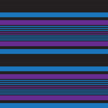 Purple Horizontal striped seamless pattern background suitable for fashion textiles, graphics
