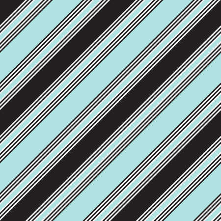 Sky blue diagonal striped seamless pattern background suitable for fashion textiles, graphics