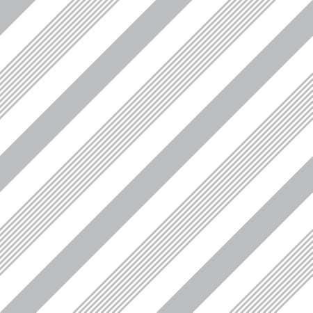 White diagonal striped seamless pattern background suitable for fashion textiles, graphics