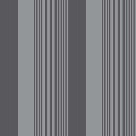 Grey vertical striped seamless pattern background suitable for fashion textiles, graphics
