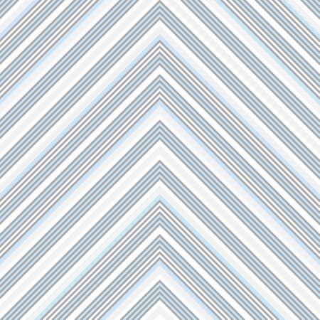 White Chevron diagonal striped seamless pattern background suitable for fashion textiles, graphics