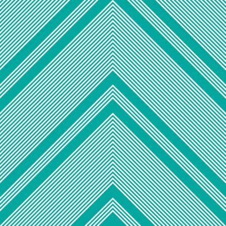 Green Chevron diagonal striped seamless pattern background suitable for fashion textiles, graphics Ilustracje wektorowe