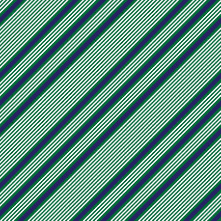 Green diagonal striped seamless pattern background suitable for fashion textiles, graphics
