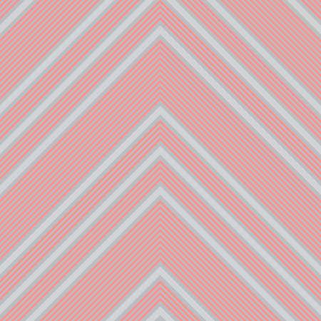 Grey Chevron diagonal striped seamless pattern background suitable for fashion textiles, graphics Vektorové ilustrace