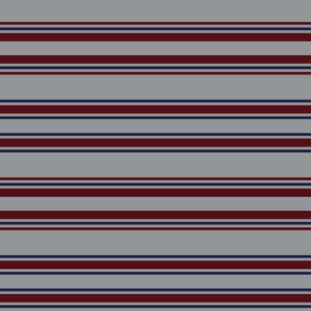 Grey Horizontal striped seamless pattern background suitable for fashion textiles, graphics