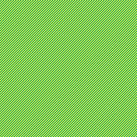 Yellow diagonal striped seamless pattern background suitable for fashion textiles, graphics Standard-Bild - 157134898