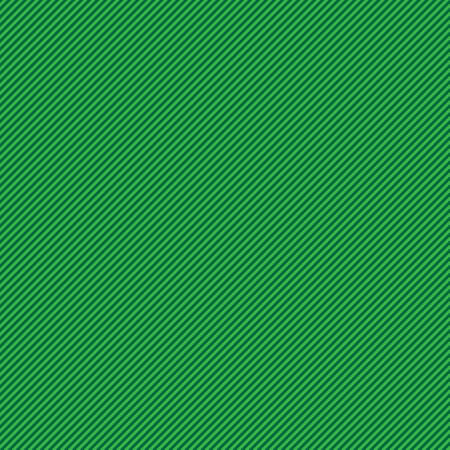 Green diagonal striped seamless pattern background suitable for fashion textiles, graphics Standard-Bild - 157134986