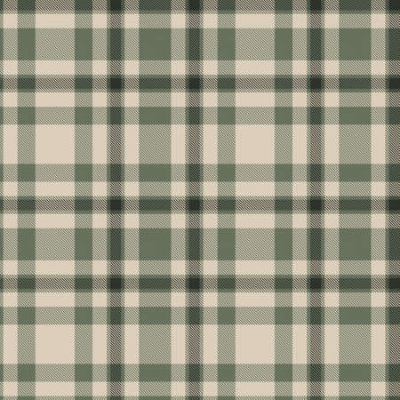 Green Glen Plaid textured seamless pattern suitable for fashion textiles and graphics