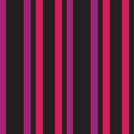 Purple vertical striped seamless pattern background suitable for fashion textiles, graphics