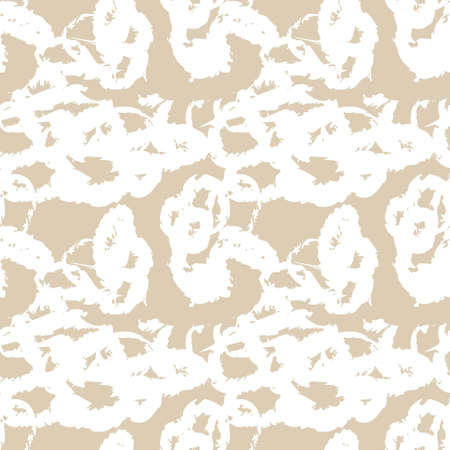 Brown Brush stroke fur pattern design for fashion prints, homeware, graphics, backgrounds 免版税图像 - 157770829
