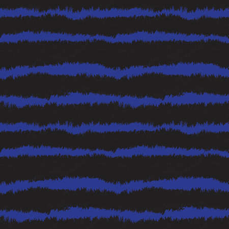 Blue Brush stroke fur pattern design for fashion prints, homeware, graphics, backgrounds